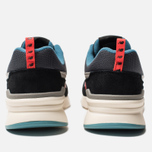 Мужские кроссовки New Balance CM997HAI Black/Grey/Red фото- 3