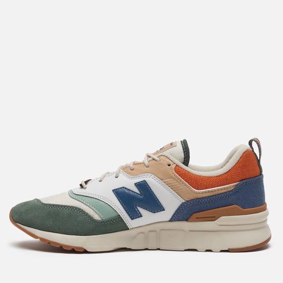 Мужские кроссовки New Balance CM997HAN Spring Hike Green/Blue