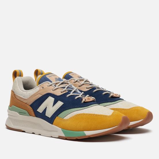 Мужские кроссовки New Balance CM997HAO Spring Hike Yellow