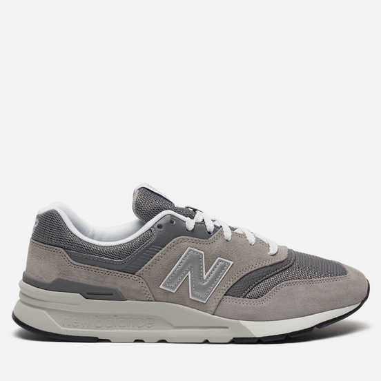 Мужские кроссовки New Balance CM997HCA Grey/White