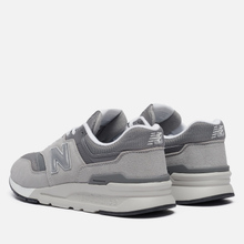 Мужские кроссовки New Balance CM997HCA Grey/White фото- 0