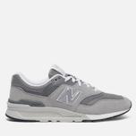 Мужские кроссовки New Balance CM997HCA Grey/White фото- 3