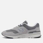 Мужские кроссовки New Balance CM997HCA Grey/White фото- 5