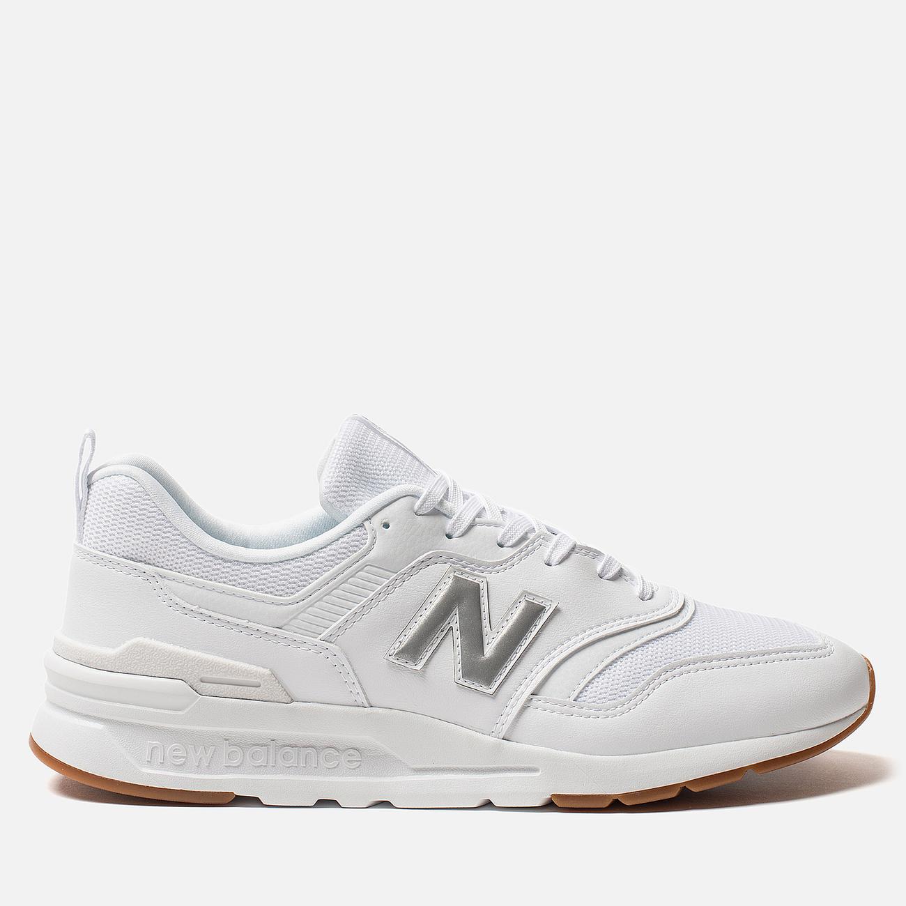 Мужские кроссовки New Balance CM997HCN White