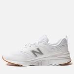 Мужские кроссовки New Balance CM997HCN White фото- 1