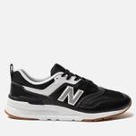 Мужские кроссовки New Balance CM997HCO Black/Silver фото- 0