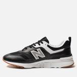 Мужские кроссовки New Balance CM997HCO Black/Silver фото- 1