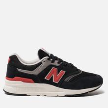 Мужские кроссовки New Balance CM997HDK Black/Red фото- 3