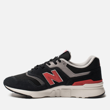 Мужские кроссовки New Balance CM997HDK Black/Red фото- 5