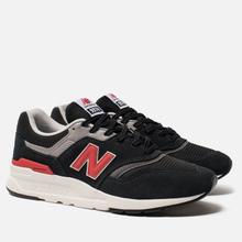 Мужские кроссовки New Balance CM997HDK Black/Red фото- 0