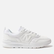 Мужские кроссовки New Balance CM997HDW White/White фото- 0