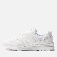 Мужские кроссовки New Balance CM997HDW White/White фото- 2