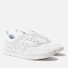Мужские кроссовки New Balance CM997HDW White/White фото- 1