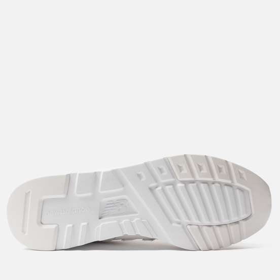 Мужские кроссовки New Balance CM997HDW White/White