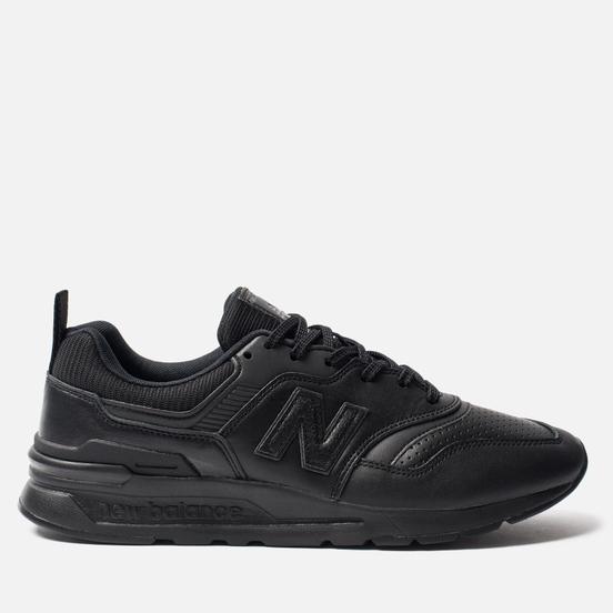 Мужские кроссовки New Balance CM997HDY Black/Black