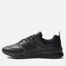 Мужские кроссовки New Balance CM997HDY Black/Black фото- 2