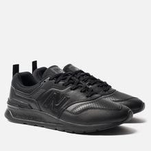 Мужские кроссовки New Balance CM997HDY Black/Black фото- 1