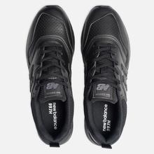 Мужские кроссовки New Balance CM997HDY Black/Black фото- 5