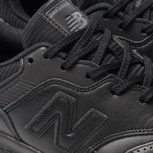 Мужские кроссовки New Balance CM997HDY Black/Black фото- 6