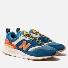 Мужские кроссовки New Balance CM997HFB Outdoor Pack Blue/Varsity Orange фото- 0