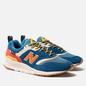 Мужские кроссовки New Balance CM997HFB Outdoor Pack Blue/Varsity Orange фото - 0