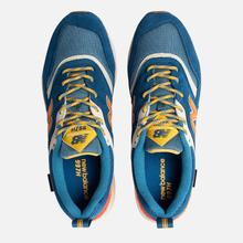 Мужские кроссовки New Balance CM997HFB Outdoor Pack Blue/Varsity Orange фото- 1