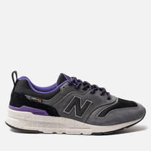 Мужские кроссовки New Balance CM997HFC Outdoor Pack Grey/Purple фото- 3