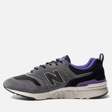 Мужские кроссовки New Balance CM997HFC Outdoor Pack Grey/Purple фото- 5