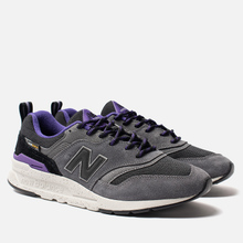 Мужские кроссовки New Balance CM997HFC Outdoor Pack Grey/Purple фото- 0