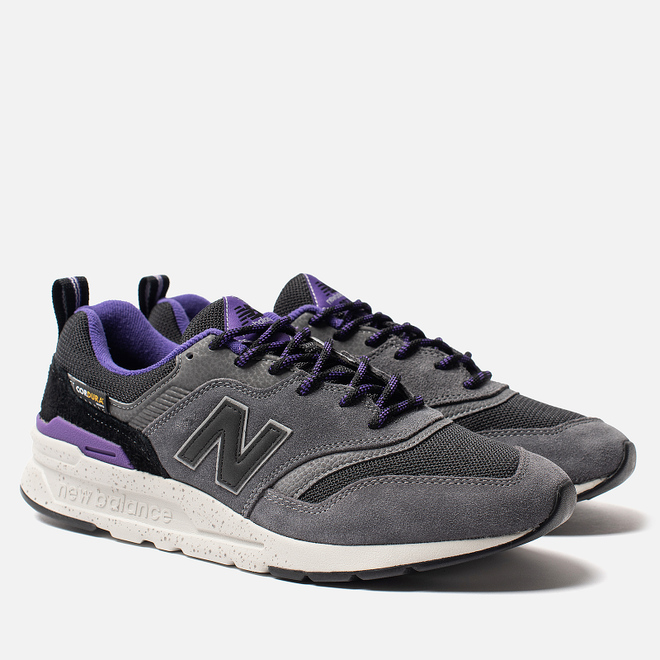 Мужские кроссовки New Balance CM997HFC Outdoor Pack Grey/Purple