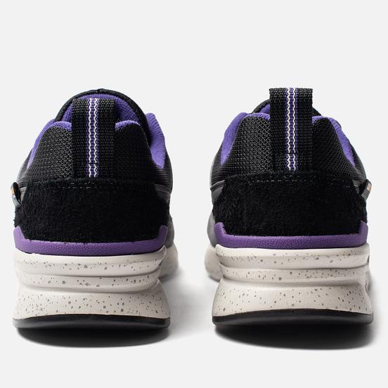 Мужские кроссовки New Balance CM997HFC Outdoor Pack Grey/Purple