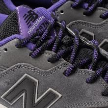 Мужские кроссовки New Balance CM997HFC Outdoor Pack Grey/Purple фото- 6