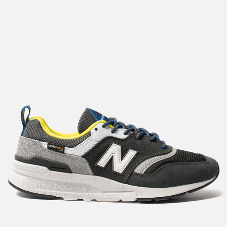 Мужские кроссовки New Balance CM997HFD Outdoor Pack Green/Grey