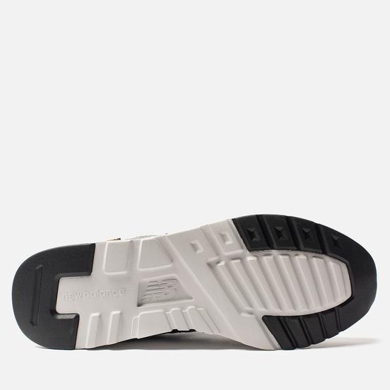 Мужские кроссовки New Balance CM997HFD Outdoor Pack Green/Grey