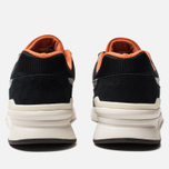 Мужские кроссовки New Balance CM997HGB Black/Orange/Grey фото- 3