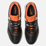 Мужские кроссовки New Balance CM997HGB Black/Orange/Grey фото- 5