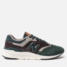 Мужские кроссовки New Balance CM997HXA Green/Black фото- 0