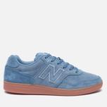 Мужские кроссовки New Balance CT288BG Suede Blue/Gum фото- 0