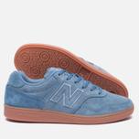Мужские кроссовки New Balance CT288BG Suede Blue/Gum фото- 1