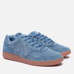 Мужские кроссовки New Balance CT288BG Suede Blue/Gum фото- 2