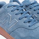 Мужские кроссовки New Balance CT288BG Suede Blue/Gum фото- 5