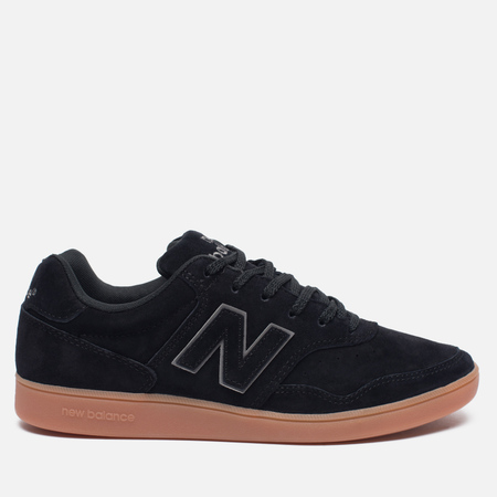New Balance Мужские кроссовки CT288BL Suede Black/Gum