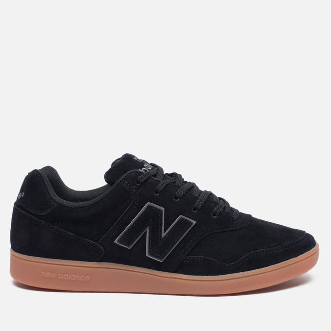 Мужские кроссовки New Balance CT288BL Suede Black/Gum