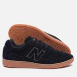 Мужские кроссовки New Balance CT288BL Suede Black/Gum фото- 2