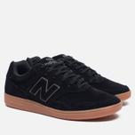 Мужские кроссовки New Balance CT288BL Suede Black/Gum фото- 1