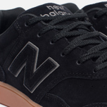 Мужские кроссовки New Balance CT288BL Suede Black/Gum фото- 5