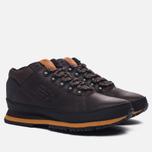 Мужские кроссовки New Balance H754BY Brown/Black фото- 1