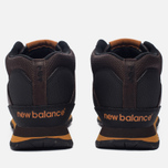 Мужские кроссовки New Balance H754BY Brown/Black фото- 3