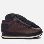 Мужские кроссовки New Balance HL754BB Burgundy/Black фото- 2
