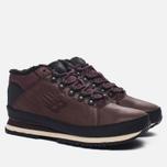 Мужские кроссовки New Balance HL754BB Burgundy/Black фото- 1